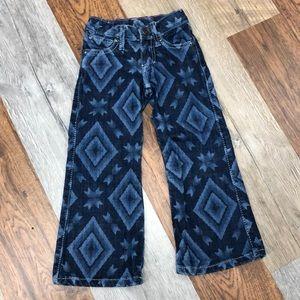 Wrangler girls jeans size 4t slim